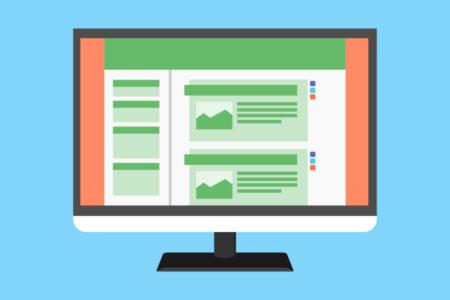 Strona zazwyczaj składa się z jednej przewijanej strony, na której znajdują się wszystkie informacje o produkcie, zazwyczaj również galeria zdjęć, formularz kontaktowy oraz często możliwość płatności online i zamówienia produktu