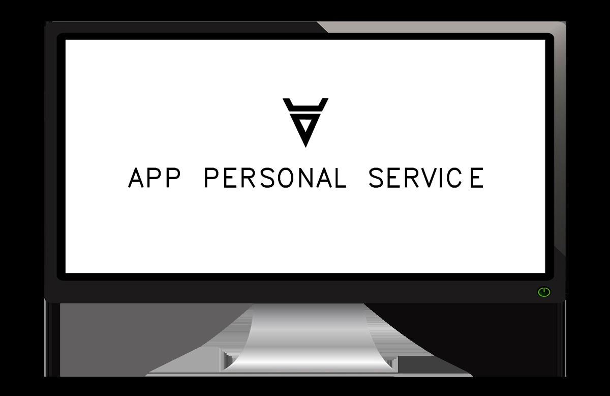 logo firmy APP Personal Service