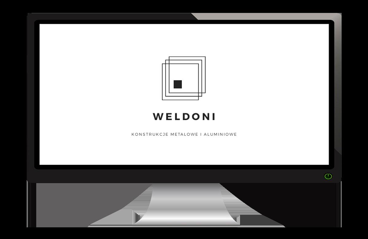 logo firmy Weldoni