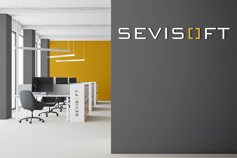 Sevisoft office - working space